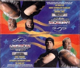 American Chopper 'OCC' Hobby Box (2004 Press Pass)
