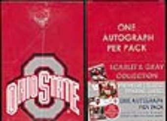 2004 TK Legacy Ohio State Football Hobby Box