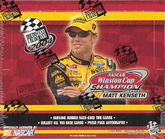 2004 Press Pass Racing Hobby Box