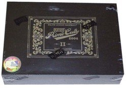 2004 Playoff Prime Cuts Series 2 Baseball Hobby Box