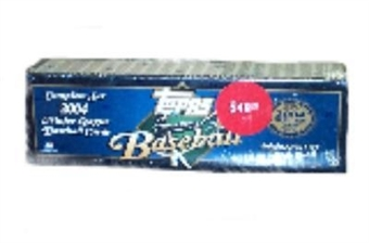 2004 Topps Baseball Retail Factory Set (Box) (Blue)