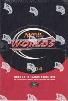 Magic the Gathering World Championship Deck Box (2004)