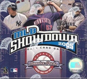 WOTC MLB Showdown 2005 Baseball Booster Box