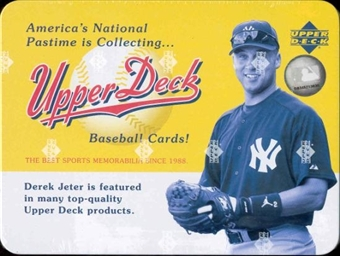2005 Upper Deck Origins Baseball Hobby Tin (Box)