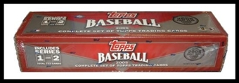 2005 Topps Hobby Factory Set Baseball (Box)