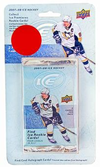2007/08 Upper Deck Ice Hockey Hobby 2 Pack Blister
