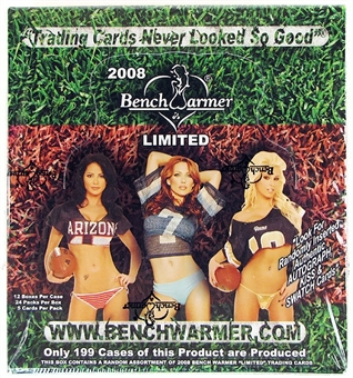 BenchWarmer Limited Hobby Box (2008)