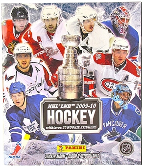 2009/10 Panini NHL Hockey Sticker Album