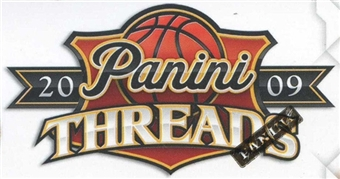 2009/10 Panini Threads Basketball 24-Pack Lot (Box)