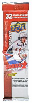 2009/10 Upper Deck Series 2 Hockey Fat Pack