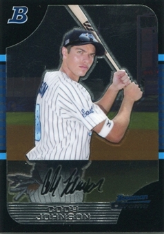 2005 Bowman Chrome Draft AFLAC #8 Cody Johnson