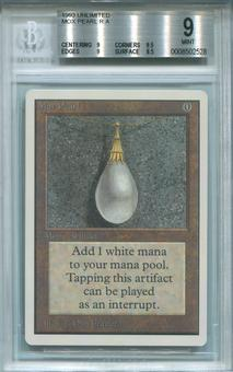 Magic the Gathering Unlimited Single Mox Pearl BGS 9 - *0008502528*