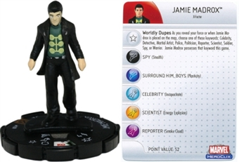 HeroClix Marvel Giant-Sized X-Men Promo Jamie Madrox Figure