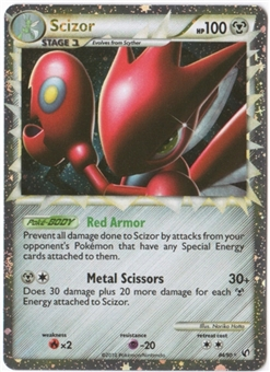 Pokemon Undaunted Single Scizor 84/90