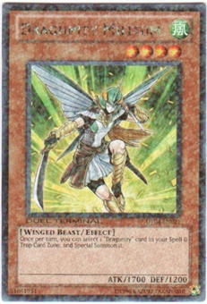 Yu-Gi-Oh Duel Terminal 4 Single Dragunity Militum Rare