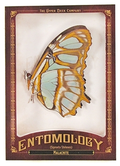 2011 Upper Deck Goodwin Champions #ENT3 Malachite Entomology