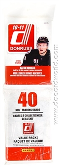 2010/11 Donruss Hockey Retail Rack Pack