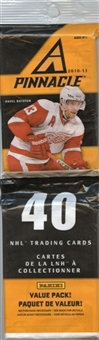 2010/11 Panini Pinnacle Hockey Value Pack (Lot of 24)