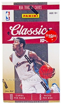 2010/11 Panini Classics Basketball 8-Pack Box