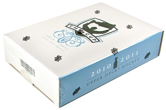 2010/11 Upper Deck The Cup (Exquisite) Hockey Hobby Box