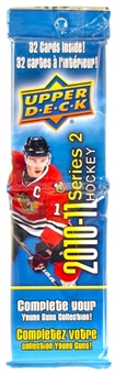2010/11 Upper Deck Series 2 Hockey Fat Pack (Lot of 24)