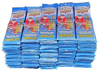 2010/11 Upper Deck Series 2 Hockey Retail Fat Pack (Lot of 88)