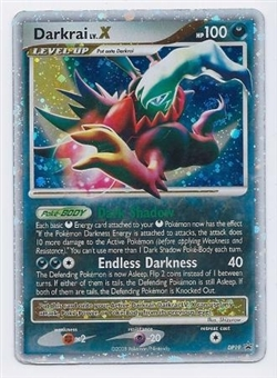 Pokemon Diamond & Pearl Single Darkrai lv. X DP19 Promo