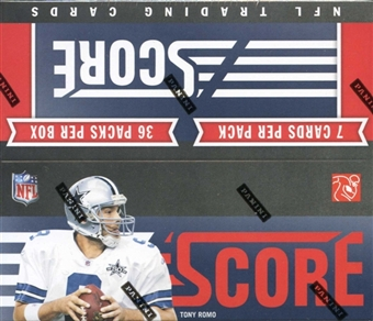 2011 Score Football 36-Pack Box