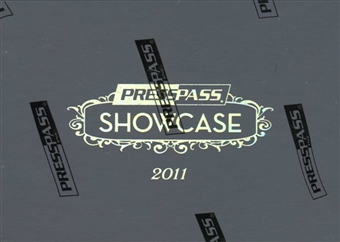 2011 Press Pass Showcase Racing Hobby Box