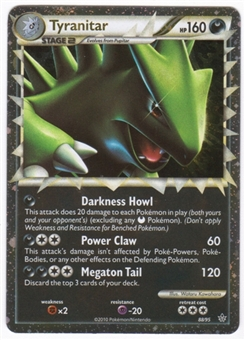 Pokemon Unleashed Single Tyranitar PRIME 88/95