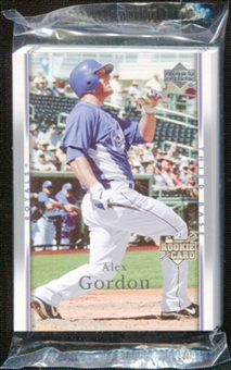 2007 Upper Deck Rookie Redemption Baseball Set - Closeout!