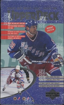 1996/97 Upper Deck Series 2 Hockey Hobby Box