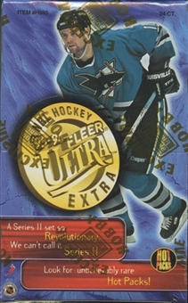 1995/96 Fleer Ultra Series 2 Hockey Hobby Box