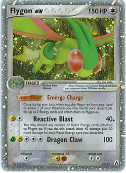Pokemon EX Legend Maker Single Flygon ex 87/92
