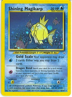 Pokemon Neo Revelations Single Shining Magikarp 66/64 - NEAR MINT (NM)