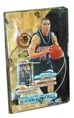 1998/99 Press Pass Basketball Hobby Box