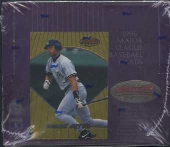 1996 Bowman's Best Baseball 20-Pack Box