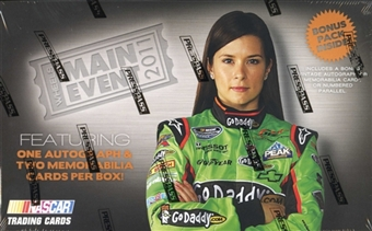 2011 Press Pass Wheels Main Event Racing Hobby Box