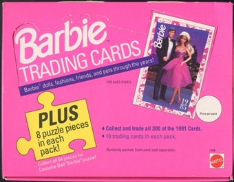 1991 Barbie Hobby Box (Mattel)