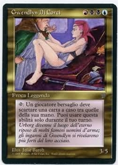Magic the Gathering Legends Single Gwendlyn Di Corci Italian - NEAR MINT (NM)