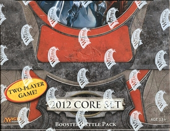 Magic the Gathering 2012 Core Set Battle 12-Pack Box