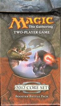 Magic the Gathering 2012 Core Set Battle Pack