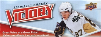 2010/11 Upper Deck Victory Hockey 36-Pack Lot