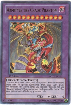 Yu-Gi-Oh Legendary Collection 2 Single Armityle the Chaos Phantom Ultra Rare