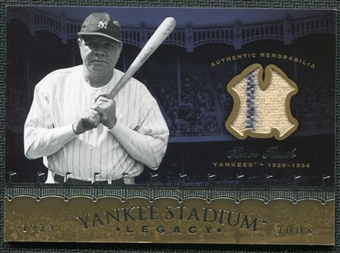 2008 Upper Deck Yankee Stadium Legacy Collection Memorabilia #BR Babe Ruth