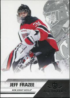 2010/11 Panini All Goalies #48 Jeff Frazee 100 Card Lot