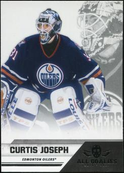 2010/11 Panini All Goalies #96 Curtis Joseph 100 Card Lot