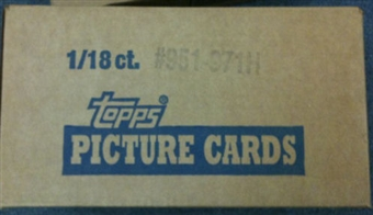 1997 Topps Series 1 Baseball Vending Case (Factory Sealed - 9,000 cards)