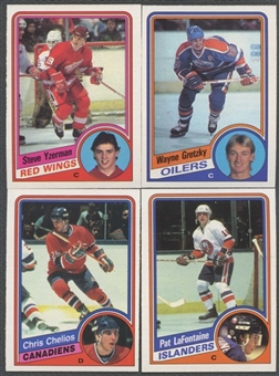 1984/85 O-Pee-Chee Hockey Complete Set (NM-MT)