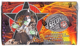 2010 Press Pass PBR 8 Seconds Hobby Box